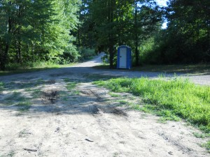 American Wilderness Campground primitive camping