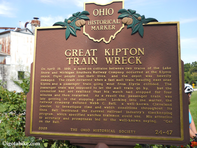 Great Kipton Train Wreck