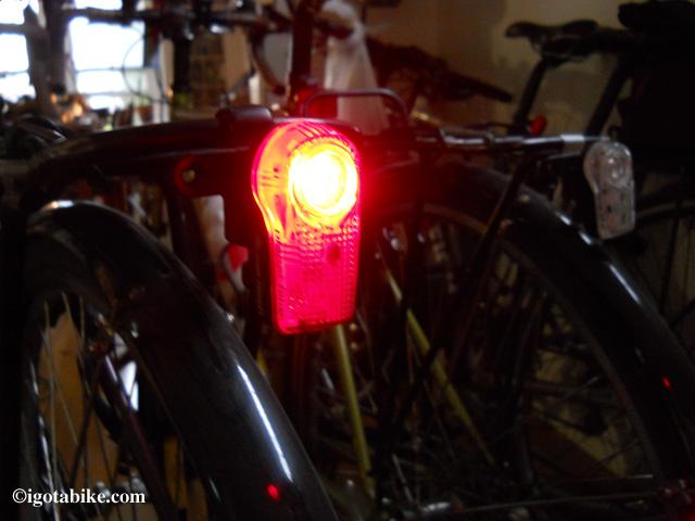 Planet Bike Tail Light