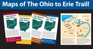 Free maps of the Ohio To Erie Trail at igotabike.com