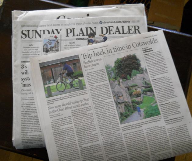 Sunday Plain Dealer 042714